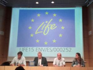 Presentación de Life LEMA