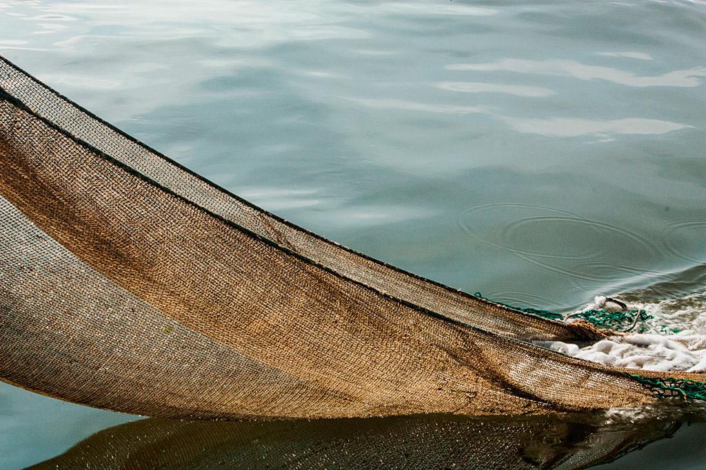 Redes de recogida de basura marina LEMA