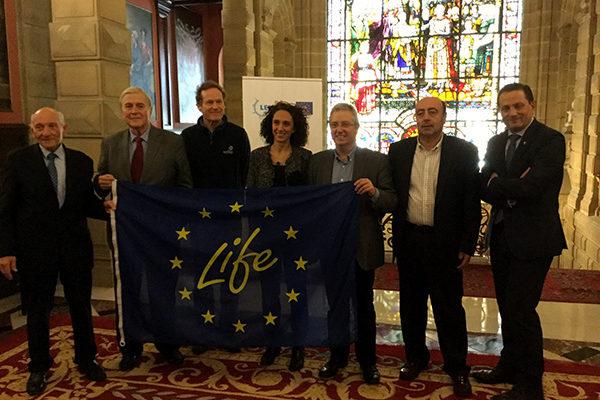 Segunda reunión de coordinación LIFE LEMA